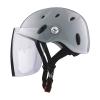 Přilba Rock Helmets COMBI WORK s hledí