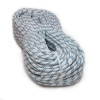Polyamidové lano Ø 6mm, bílé