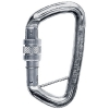 "Karabina Singing Rock ""D-BAR"" SCREW-LOCK"